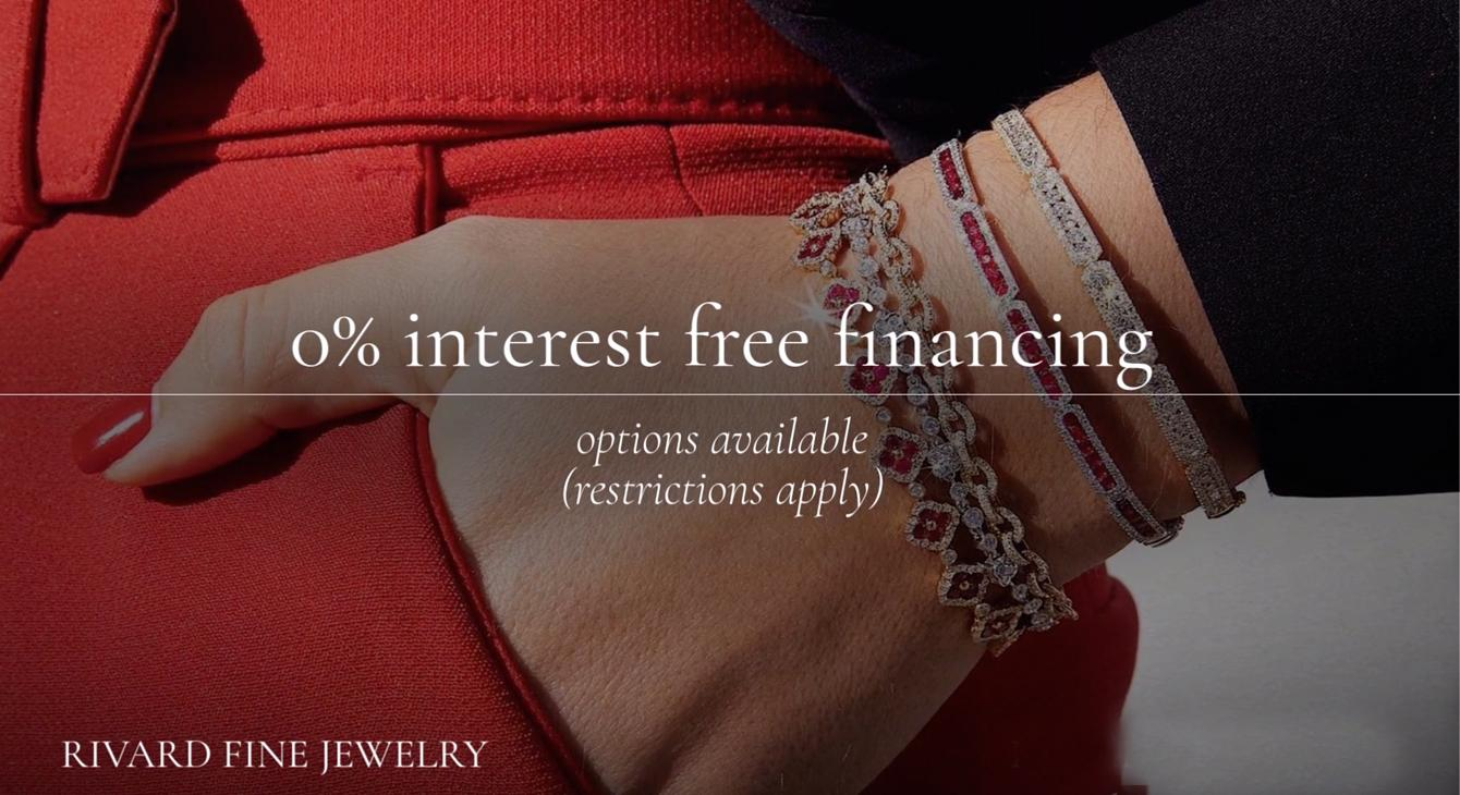 0% Interest Free Financing
